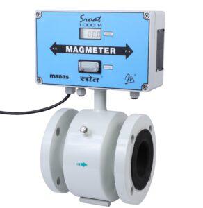 Electromagnetic Flow Meter - SR 1000A