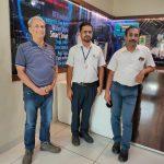 Tata Motors executives visit